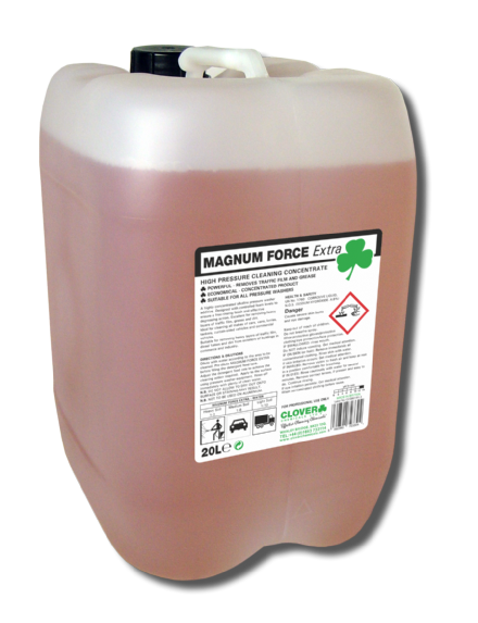 Clover Magnum Force Extra 20L - Concentrated Traffic Film Remover